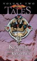 Dragonlance: Kender, Gully Dwarves and Gnomes